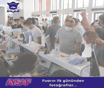 AYSAF FUARI GERÇEKLEŞTİ